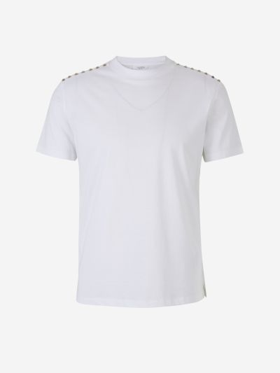 Rockstud Cotton T-shirt