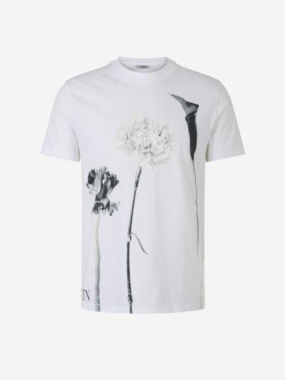 VLTN Flowers T-shirt