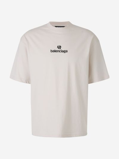 Camiseta Logo Oversized