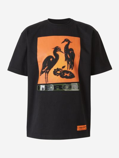 Printed Oversize T-Shirt