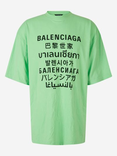 Camiseta Algodón Languages