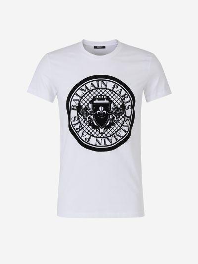 Camiseta Logo Estampado