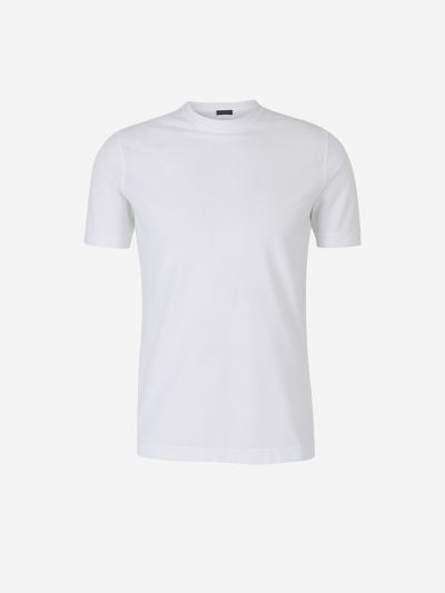 Plain Cotton T-shirt