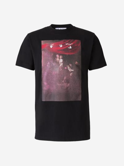 Caravaggio Sprayed T-Shirt