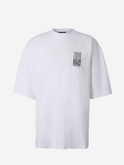 Camiseta Logo Deformado