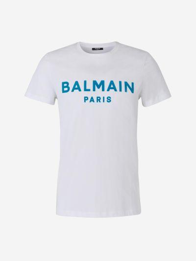 Camiseta Logo Afelpado