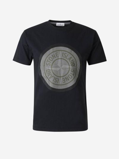 Embossed Logo T-Shirt