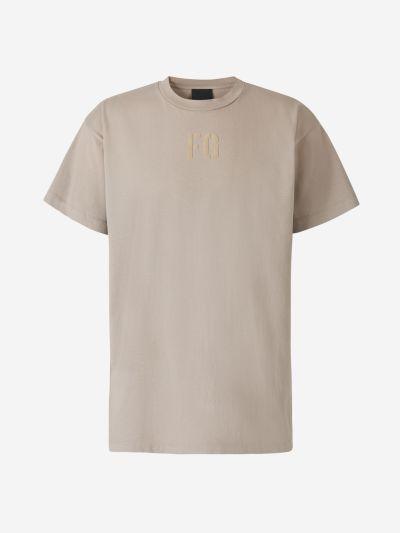 Camiseta Logo Terciopelo