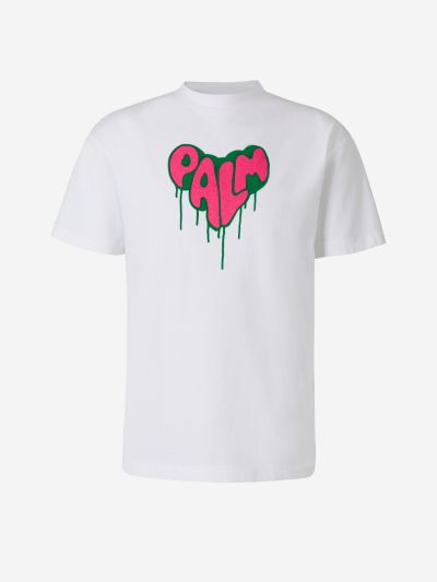 Camiseta Graffiti Estampado