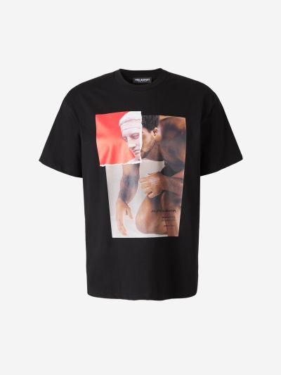 Camiseta Estampado Gladiador