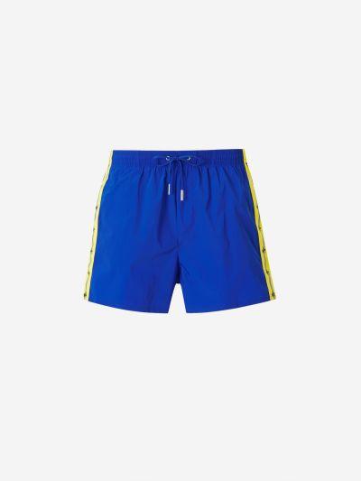 Side Band Swim Shorts