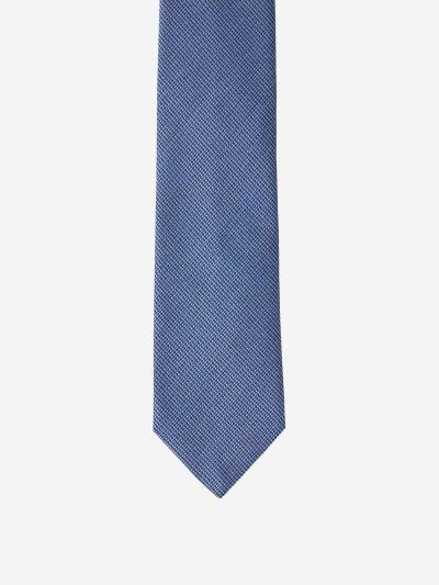 Printed Silk Tie