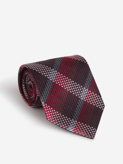 Diagonal Design Tie