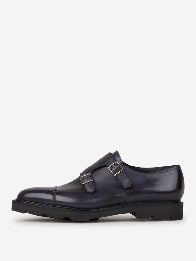 Zapatos William II con hebilla