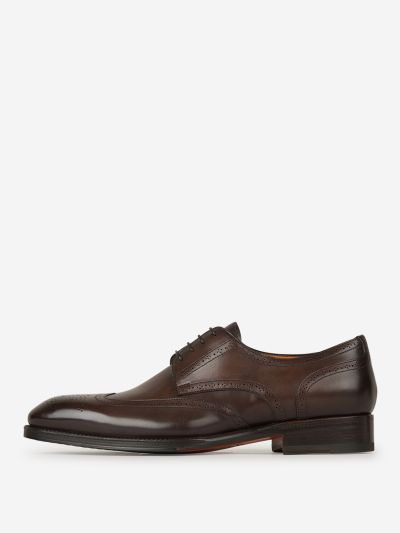 Zapatos Derby Full Brogue