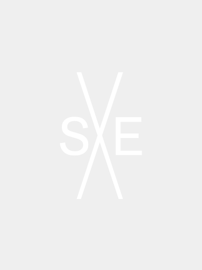 Suede leather moccasins with mask