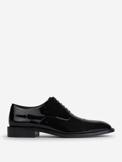 Patent Leather OxfordShoes