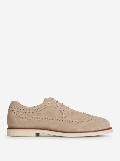 Derby Full Brogue Shoes
