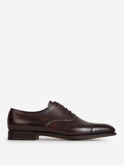 Oxford Muesum calf leather shoes