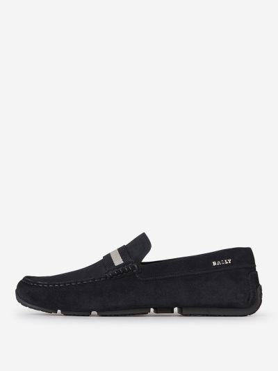 Pearce suede moccasins