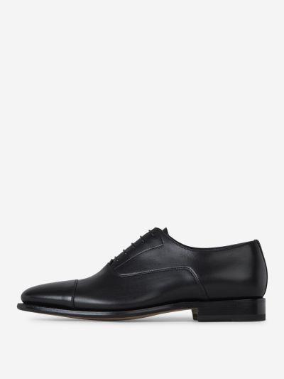 Zapatos Oxford Piel