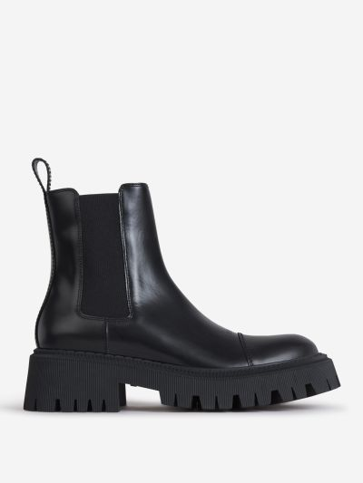 Tractor Chelsea Boots