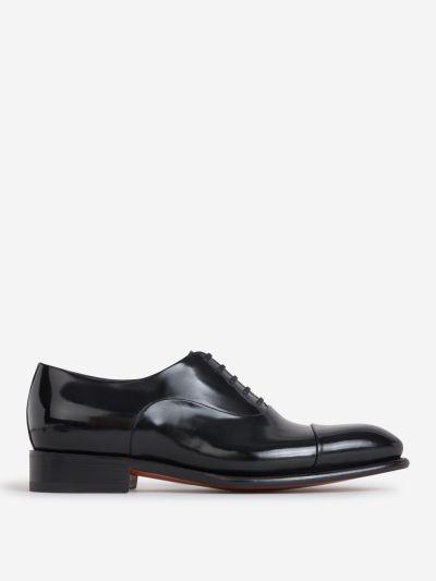 Zapatos Distressed Piel