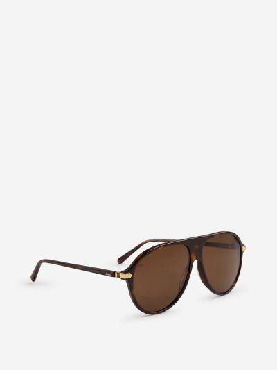 Carey aviator sunglasses