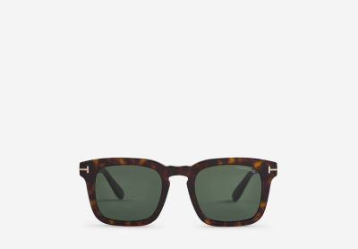 Tortoise-shell Sunglasses.