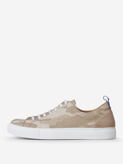 Camouflage Jack Sneakers