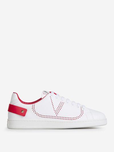 VLogo sneakers