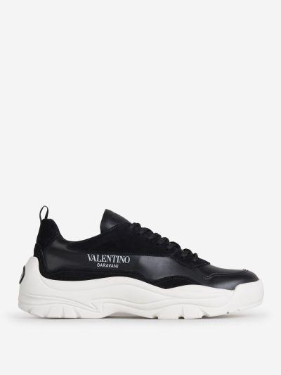 Sneakers Piel Becerro Gumboy