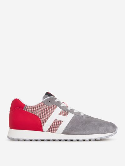 Sneakers Ante H Logo