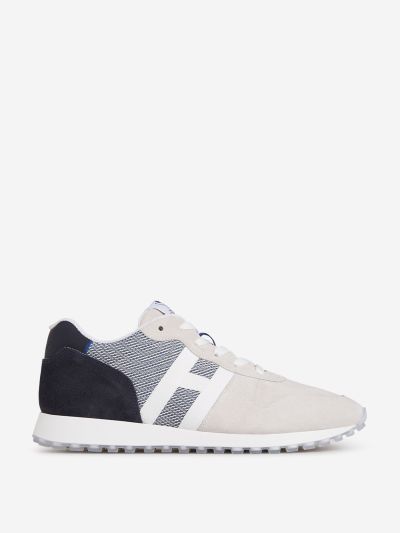 Ante H Logo Sneakers