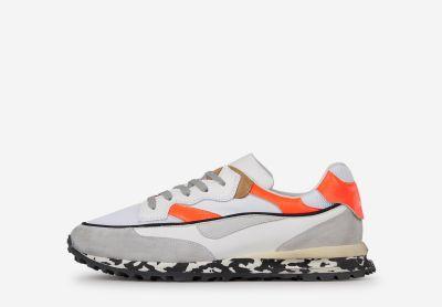 Marble Neon Sneakers