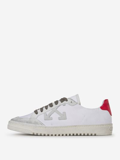 Suede Arrows Sneakers