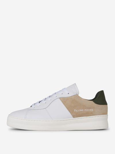 Sneakers Low Plain Court