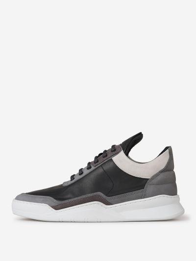 Low Top Ghost Sneakers