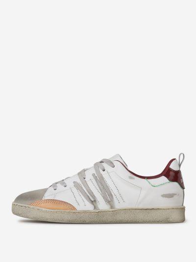 Stripeless Sneakers