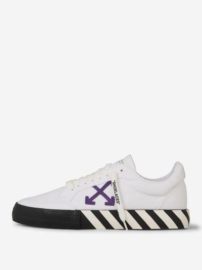 Sneakers Low Vulcanized Lona