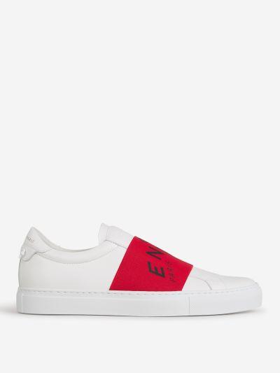 Sneakers Urban Street Logo