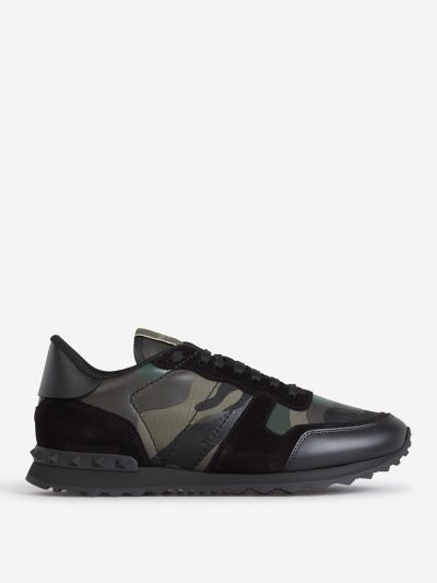 Sneakers Rockrunner Camuflatge