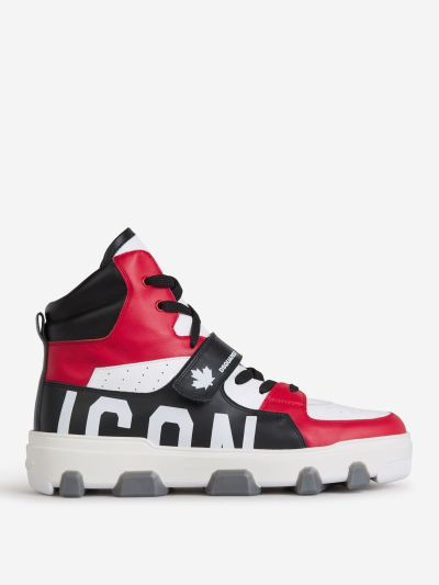 Icon Basket Sneakers