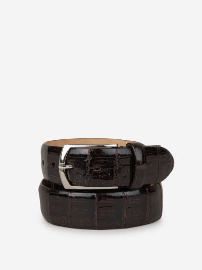 Satin belt