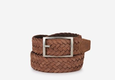 Reversible Braided Belt