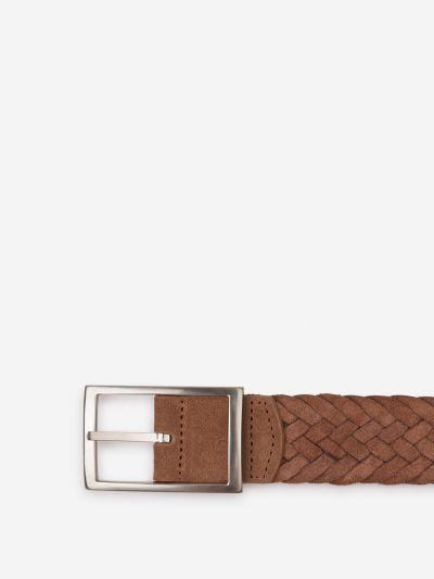 Reversible Braided Belt