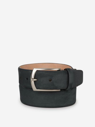Nubuck leather bag