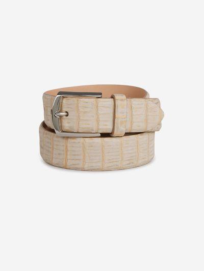 Selvaggio Nobuck Belt