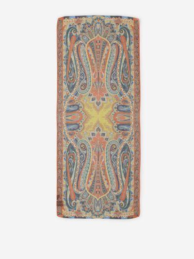 Bufanda Estampado Paisley