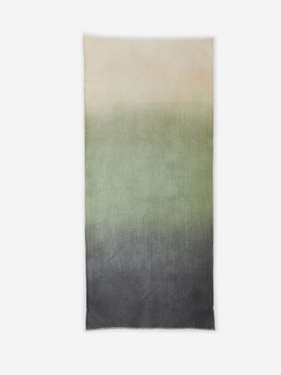 Multicolor Cashmere Scarf